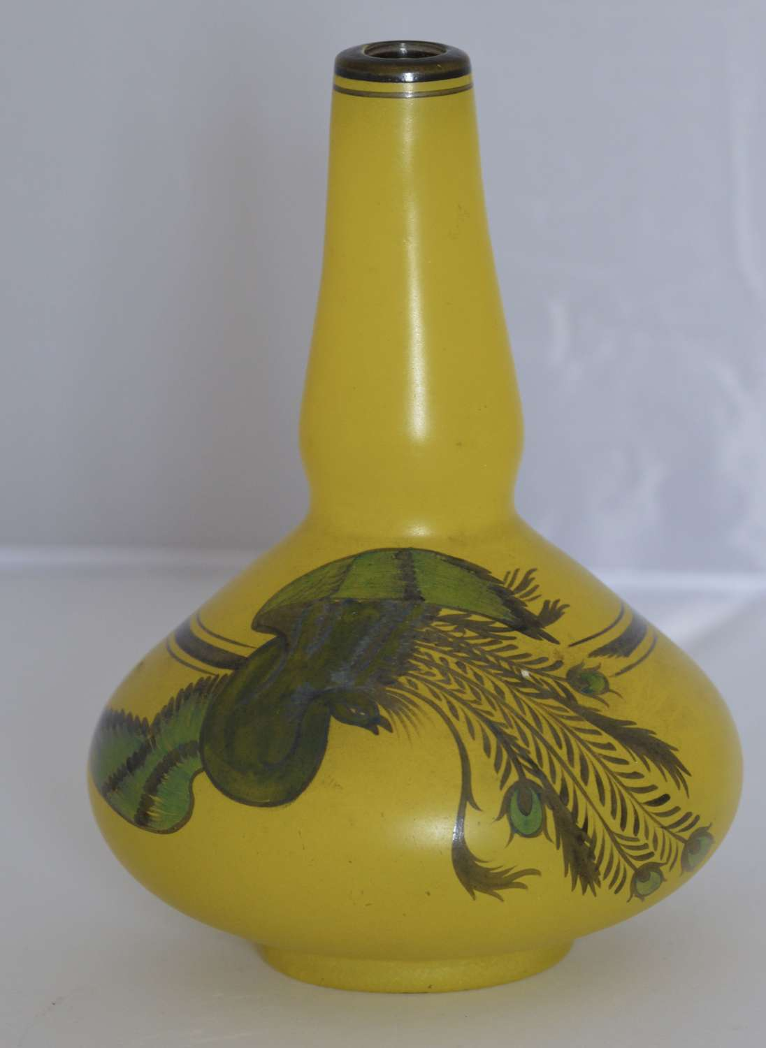 Art Deco Scailmont Glass Vase 1920-1949