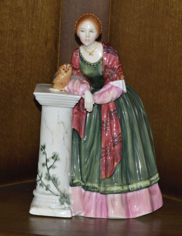 Limited Edition 1988 Royal Doulton Florence Nightingale China Figurine